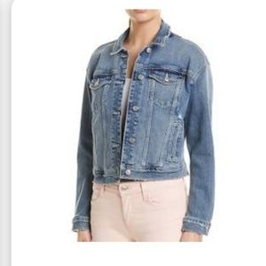 Joes jeans the cropped jacket denim